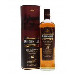 Ουίσκι - BUSHMILLS 16 YEAR OLD 700ML ΠΟΤΑ